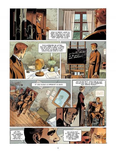 Page 5 L'ambulance 13 tome 7