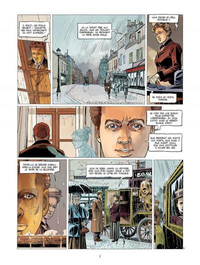 Page 6 L'ambulance 13 tome 7