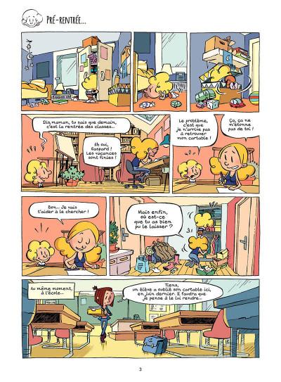 Page 4 Planète Gaspard tome 1