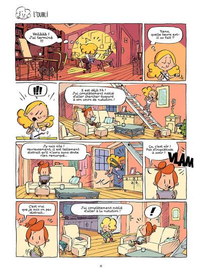 Page 7 Planète Gaspard tome 1