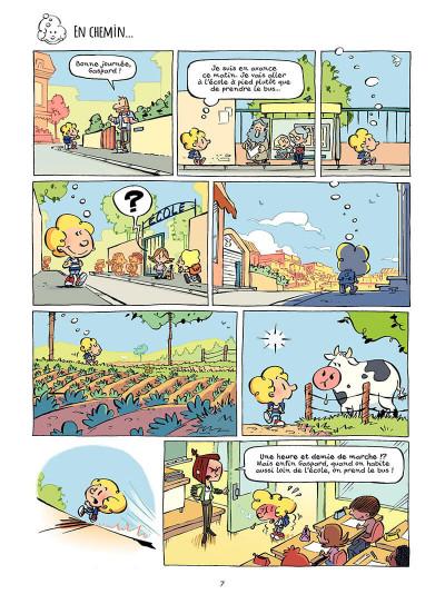Page 8 Planète Gaspard tome 1