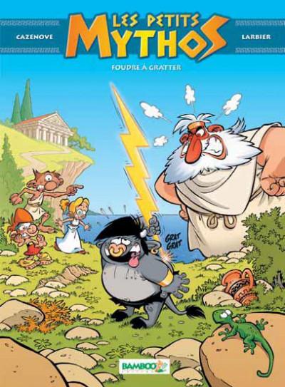 Couverture Les petits mythos tome 1 (prix découverte)