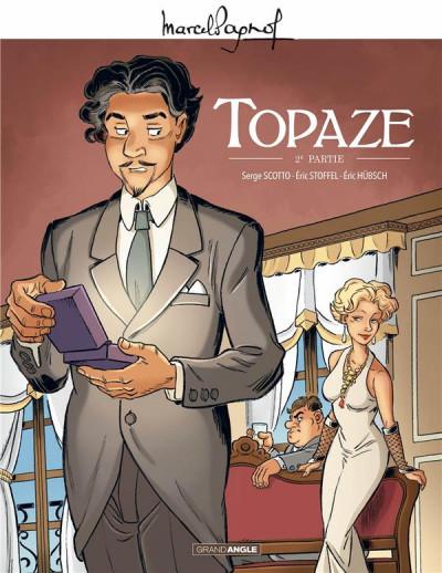 Couverture Topaze tome 2