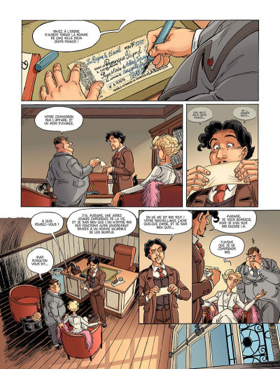 Page 5 Topaze tome 2