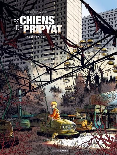 Couverture Les chiens de Pripyat tome 1