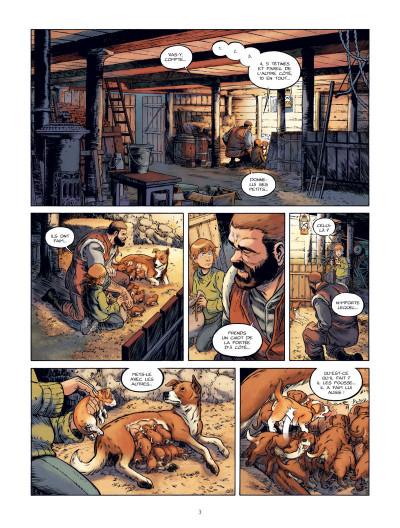 Page 4 Les chiens de Pripyat tome 1