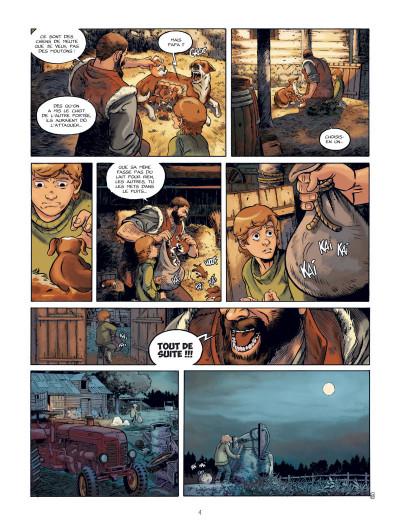 Page 5 Les chiens de Pripyat tome 1