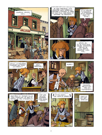 Page 5 Le train des orphelins tome 7