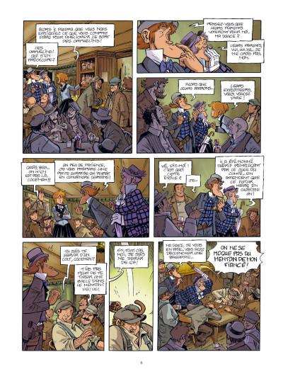 Page 7 Le train des orphelins tome 7