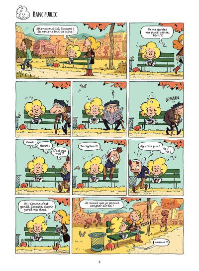 Page 4 Planète Gaspard tome 2