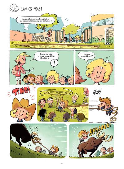 Page 5 Planète Gaspard tome 2