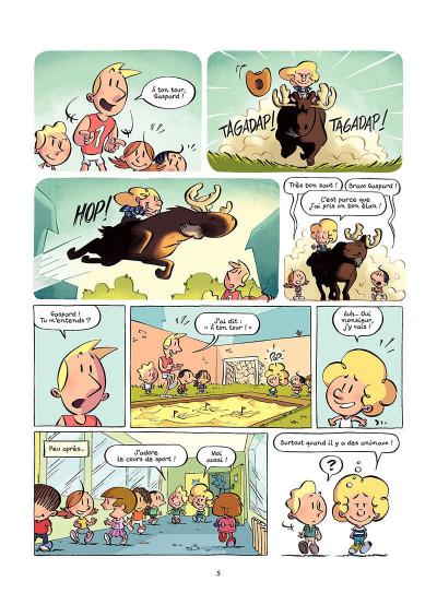Page 6 Planète Gaspard tome 2