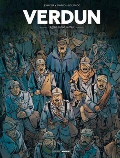 Couverture Verdun tome 2