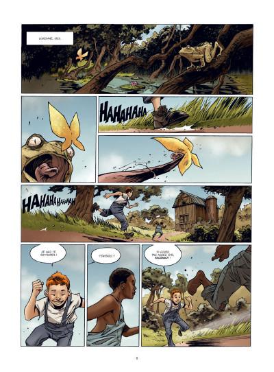 Page 9 L'amour est une haine comme les autres