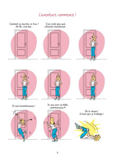 Page 9 Que du bonheur (ou presque...) tome 1