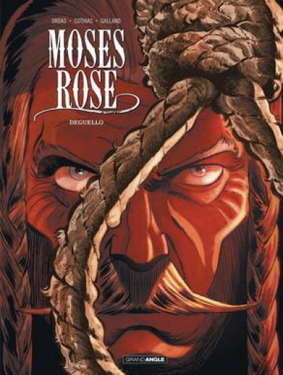 Couverture Moses Rose tome 3