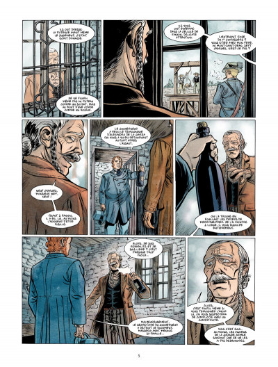 Page 1 Moses Rose tome 3