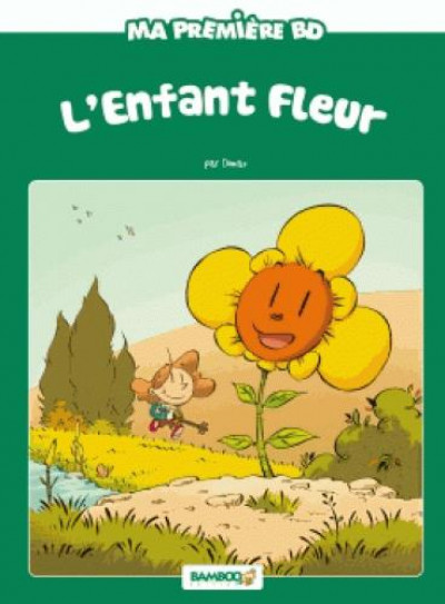Couverture L'enfant fleur