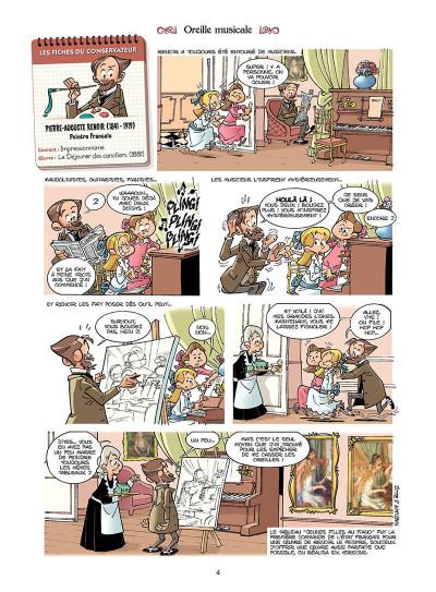 Page 5 Le musée des Bozarts tome 1