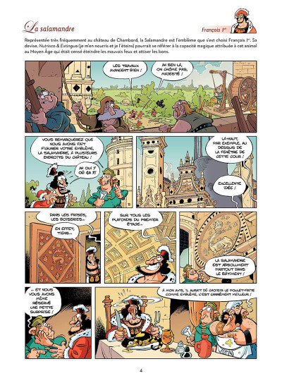 Page 5 Les châteaux de la Loire