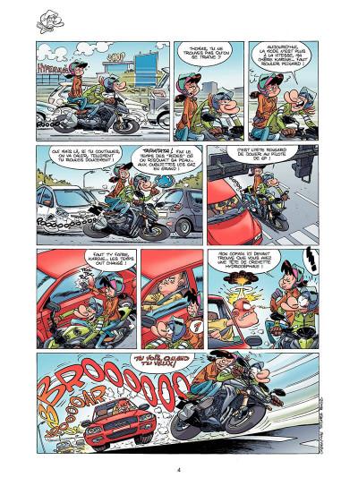 Page 5 Les fondus de moto tome 9