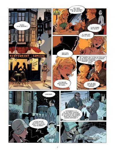Page 3 La parole du muet tome 2