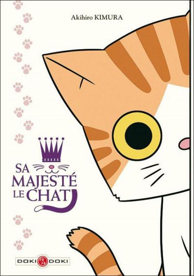 Couverture Sa majesté le chat