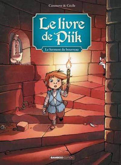 Couverture Le livre de Piik tome 3
