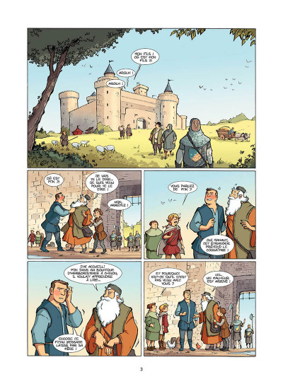 Page 4 Le livre de Piik tome 3