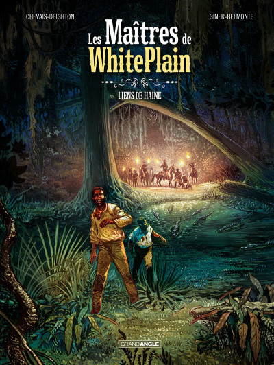 Couverture Les maîtres de White Plain tome 1