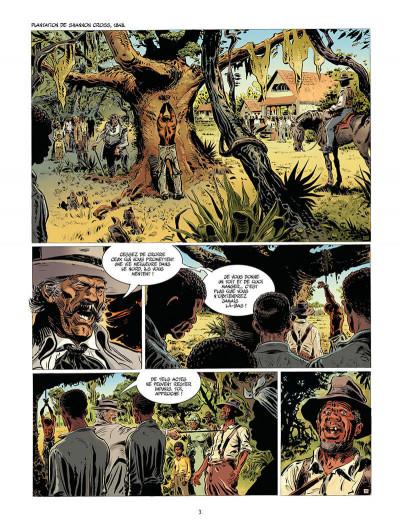 Page 4 Les maîtres de White Plain tome 1