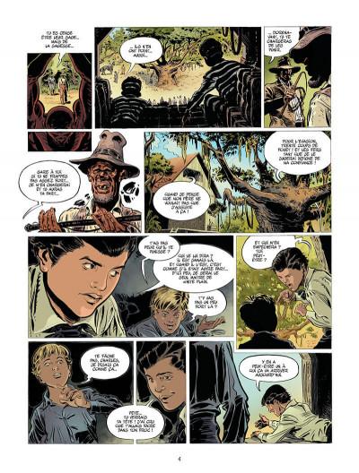 Page 5 Les maîtres de White Plain tome 1