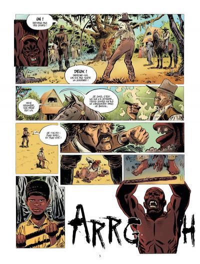 Page 6 Les maîtres de White Plain tome 1