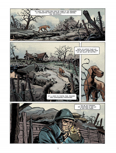 Page 4 Monument amour tome 1