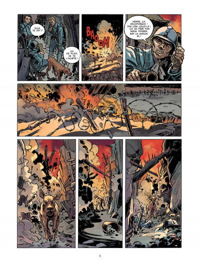 Page 6 Monument amour tome 1