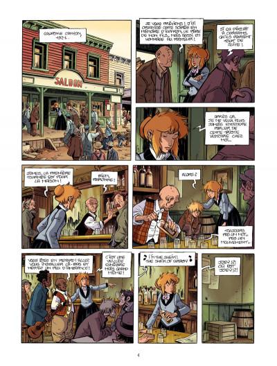 Page 2 Le train des orphelins tome 8