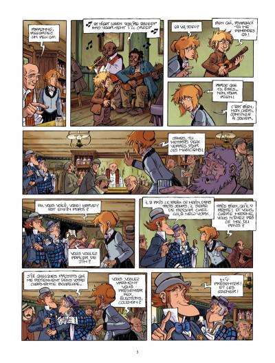 Page 3 Le train des orphelins tome 8