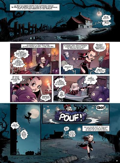Page 4 Tizombi tome 1