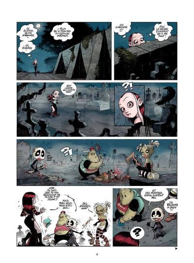 Page 5 Tizombi tome 1