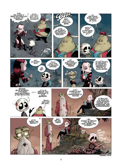 Page 6 Tizombi tome 1