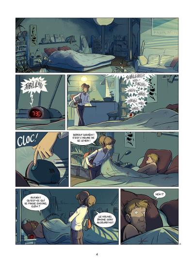 Page 5 Le jour où elle a pris son envol