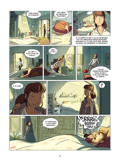 Page 6 Le jour où elle a pris son envol