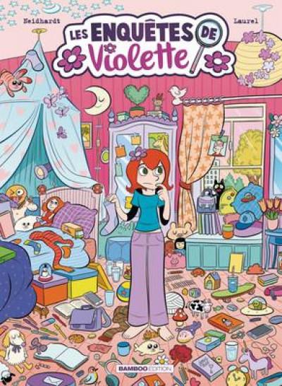 Couverture Les enquêtes de Violette tome 2