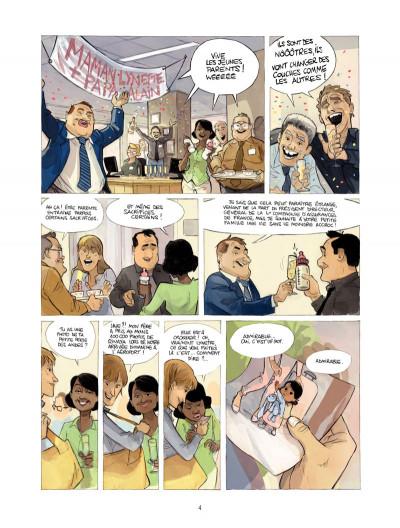 Page 2 L'adoption tome 2