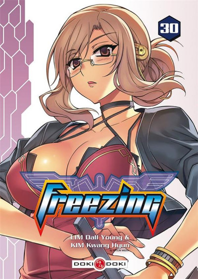Couverture Freezing tome 30