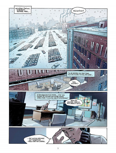 Page 4 Jack Cool tome 1