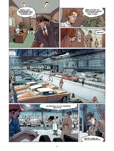 Page 5 Jack Cool tome 1