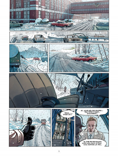 Page 6 Jack Cool tome 1
