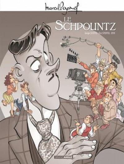 Couverture Le Schpountz