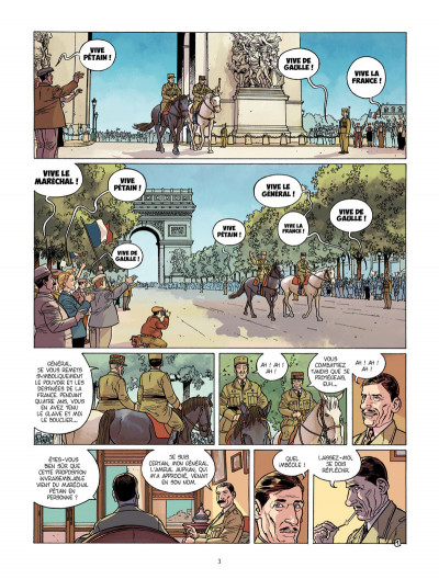 Page 1 Charles de Gaulle tome 3